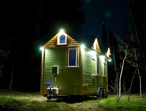 Tiny house Tiny house swoon and Square feet on Pinterest