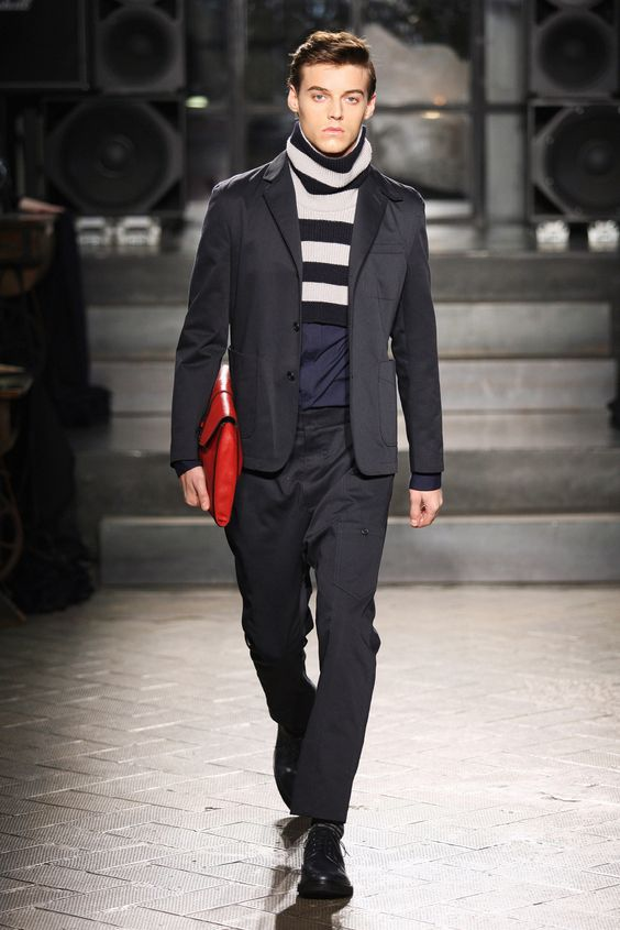 Fall 2014 Menswear - Antonio Marras