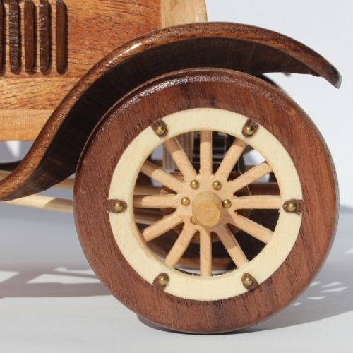 1925 Model T Ford Truck Woodworking Plan Wooden Toys Plans
