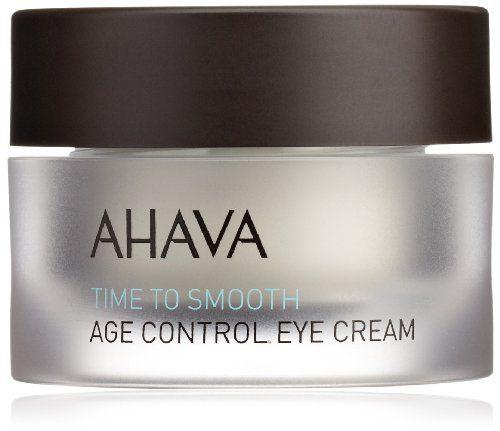 Ahava Time To Smooth Age Control Eye Cream 0 51 Fl Oz Ahava