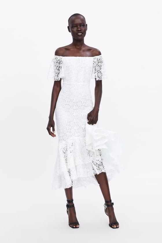 Vestido Largo Encaje Lace Dress Lace Dress Long Long Wrap Dress