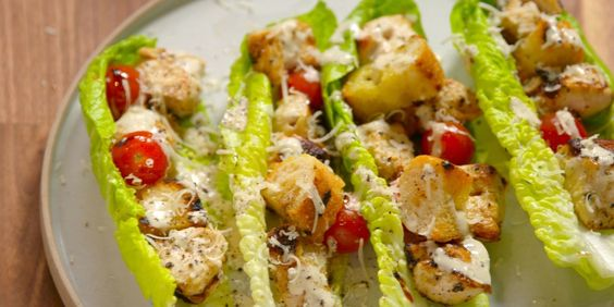 ... Caesar Skewers Will Forever Change The Way You Eat Your Favorite Salad