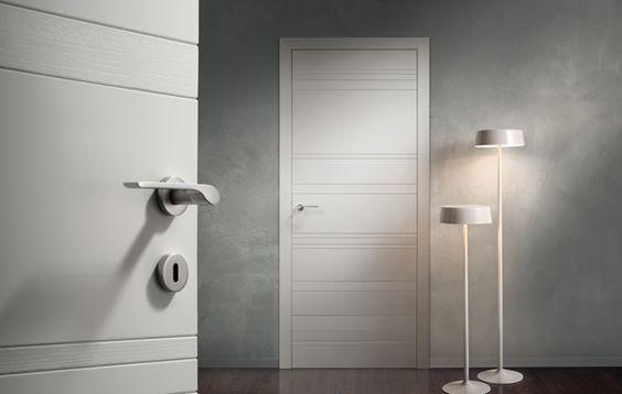 Porte in legno FerreroLegno, porte da interni in legno, porte d ...