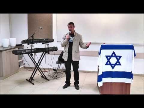 """Пастор Андрей Шаповалов Тема: 'Генетически исправленные"""" Израиль (4 Служ..."""