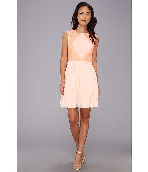 Allegra k white dress zappos