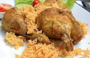 Resep Ayam Goreng Tulang Lunak Presto Resep Ayam Resep Masakan Indonesia Resep Masakan