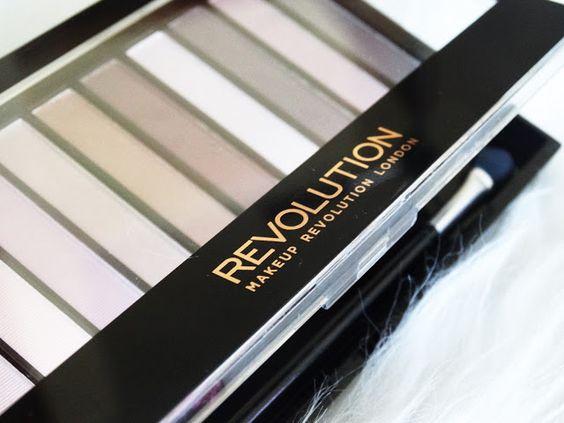 Flor de Maracujá: Fapex | Review Paleta Makeup revolution | Essential Mattes 2