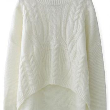 white oversized sweaters - Google Search