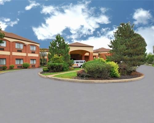 Comfort Suites Buffalo Airport Buffalo New York This Hotel Is