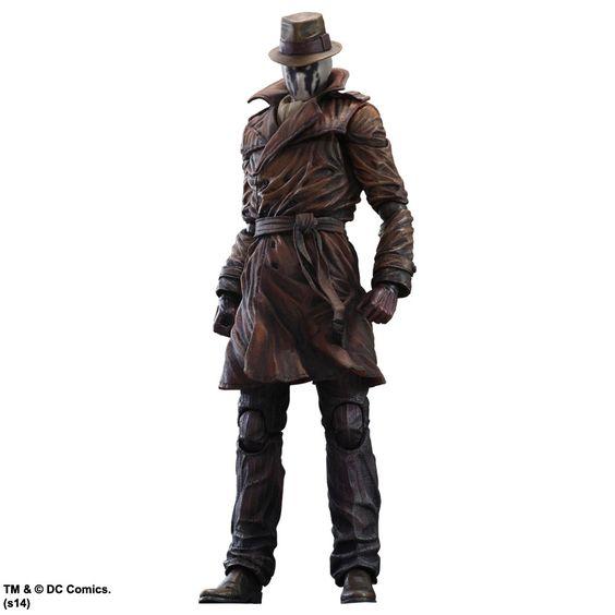 Watchmen Variant Play Arts Kai figurine Rorschach Square-Enix
