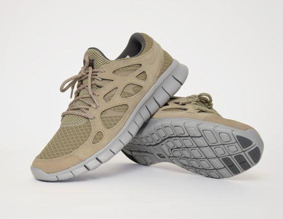 Nike Free Run 2 Beige