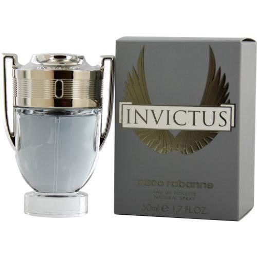 Invictus By Paco Rabanne Edt Spray 1.7 Oz