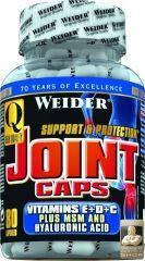Joe Weider Joint Caps 80 Kapseln.Kapseln mit Glucosamin, Chondroitin, MSM, Hyaluronsäure und Vitamin E zum Schlucken