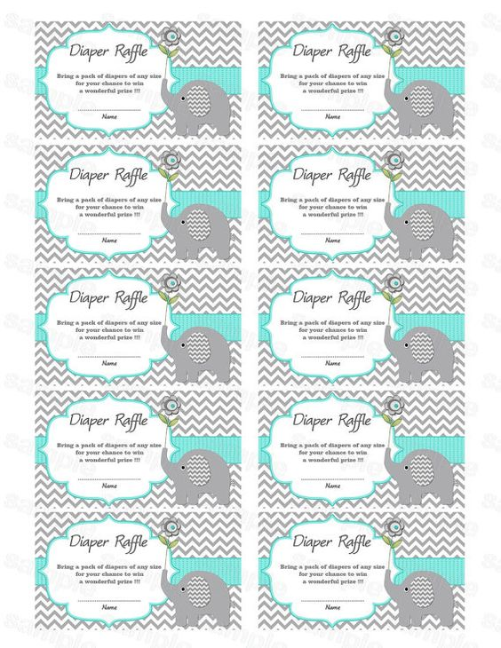baby showers shower games game baby shower diapers diapers ticket