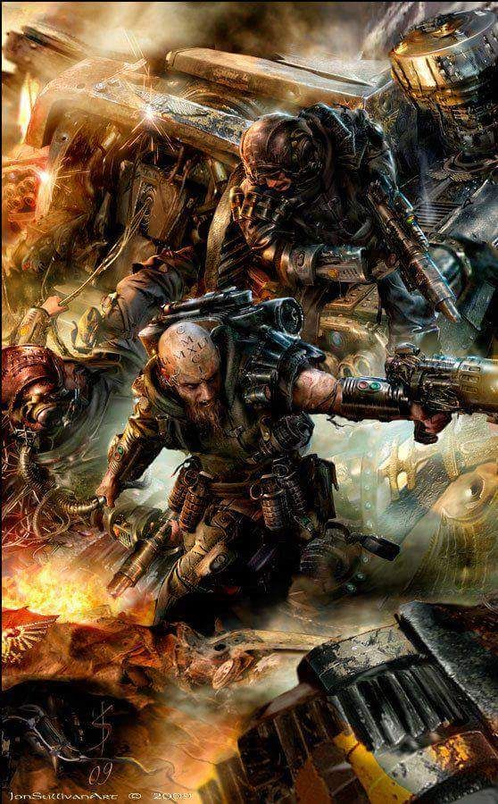 "warhammer-fan-art: "" sortyourlifeoutmate: "" warhammer-fan-art: "" Book…"