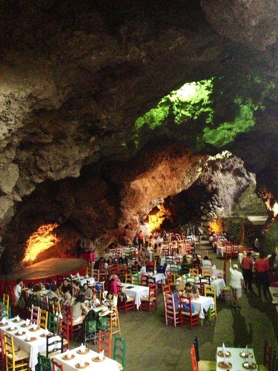 Los lugares mas visitados en México