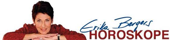 Erika Bergers kostenlose Horoskope : Tageshoroskop, Partnerhoroskop Liebeshoroskop, Monatshoroskop oder Ihr Sternzeichen bzw. Ihr Aszendent