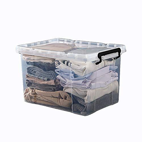 Gaoxu Containers Hakn Storage Box Plastic Clothes Storage Box