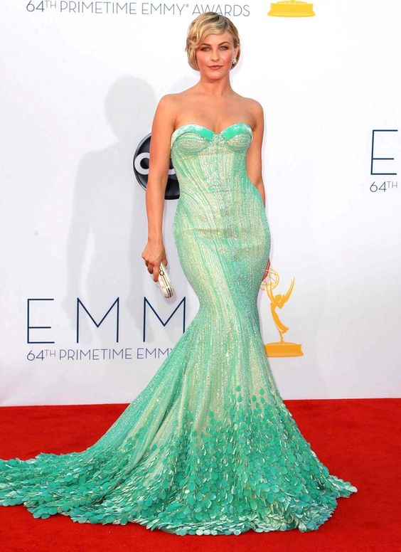 Julianne Hough in Georges Hobeika couture gown