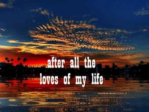 Macarthur Park Tony Bennett Lyrics Youtube Tony Bennett Lyrics Beautiful Songs