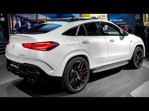 Mercedes Amg Gle 53 Coupe 2020 Walkaround Youtube Benz Suv