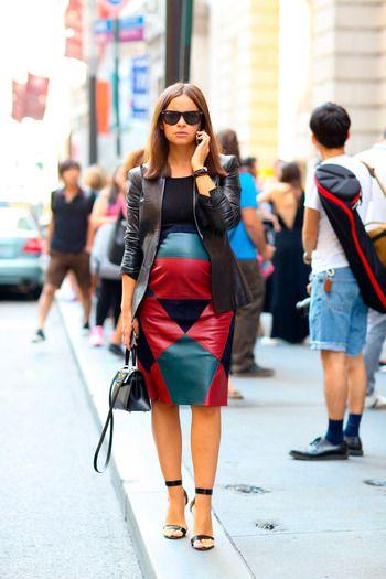 Street style NY Fall 2014