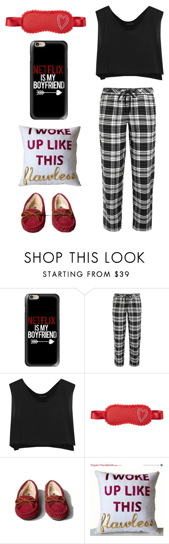 """Those Early Nights"" by alizam313 ❤ liked on Polyvore featuring Casetify, DKNY, Kiki de Montparnasse, L'Agent By Agent Provocateur and Abercrombie & Fitch"