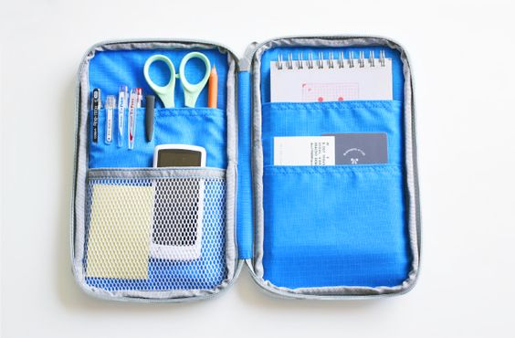 MochiThings.com: Better Together Note Pouch v3