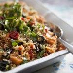 Mexican Sweet Potato Quinoa Salad | Quinoa with Sweet Potato | Good Life Eats