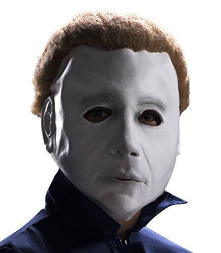 Child Halloween Michael Myers Mask with Wig >>> You can find more details by visiting the image link.
