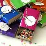 Create your own #DIY confetti boxes for friends and family to celebrate on New Years Eve.