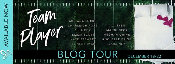 ~Blog Tour~Team Player: A Christmas Anthology~