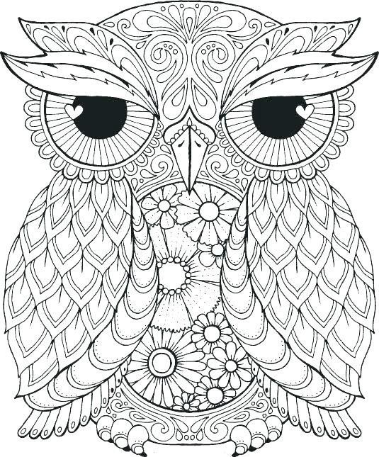 Animal Mandala Coloring Pages Printable Animal Mandala Coloring Pages At Getdrawings In 2020 Owl Coloring Pages Mandala Coloring Pages Coloring Books