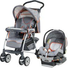 stroller and car seat we bought for Sophie!    Chicco Cortina Vega