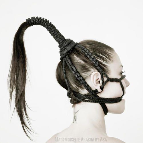 pony tail bondage