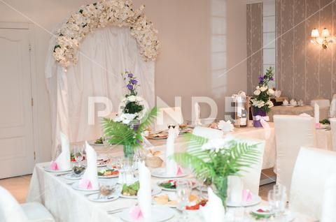 Wedding Banquet In A Restaurant Party In A Restaurant Stock Photos Ad Restaurant Banquet Wedding Photos Wedding Banquet Party