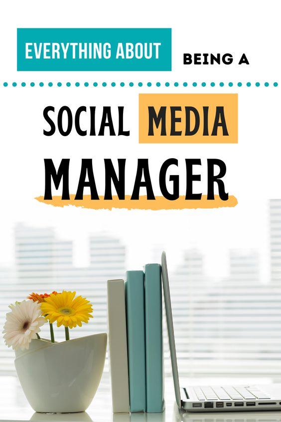 Social Media Manager side hustle