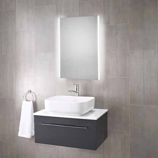 390x500mm Liberty Led Illuminated Bathroom Mirror In 2020 Bathroom Mirror Cabinet Mirror Cabinets Illuminated Bathroom Cabinets