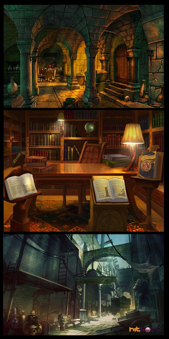 Study Room 40000: Call Of Cthulhu, Shadowrun And Rpg On Pinterest