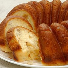 Polish Babka: King Arthur Flour. This cake is usually served at Easter in Polland.