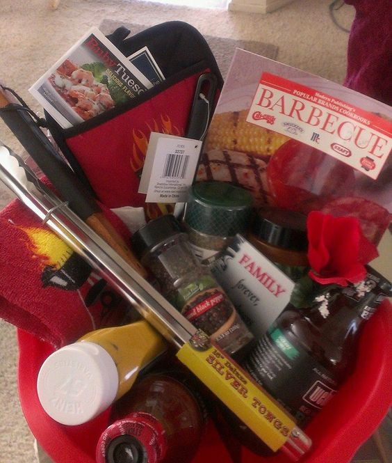 BBQ  Spices N  a bowl A Gift for that special person
