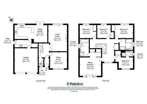 5 Bed Detached House For Sale In Bellefield Crescent Lanark Ml11 Zoopla Lanark Buying Property Property For Sale Zoopla house floor plan