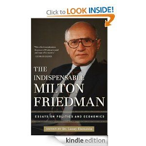Milton friedman essays