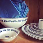 Hermès china // Katie Armour