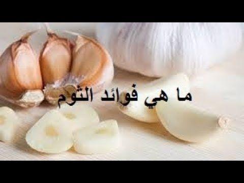 تعرف على فوائد الثوم وأضراره شاهد ماذا يفعل الثوم بالجسم Garlic Food Vegetables