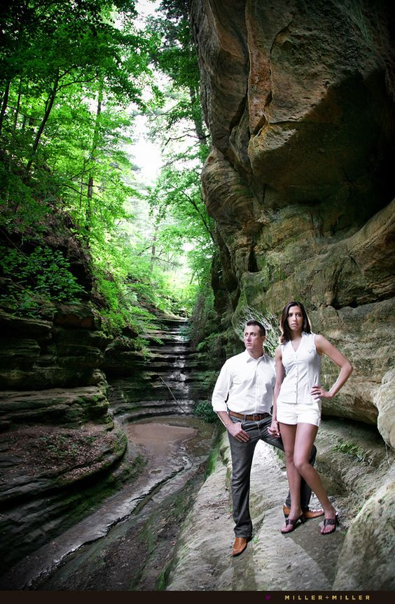 Starved Rock Engagement Photography Weddings Pinterest
