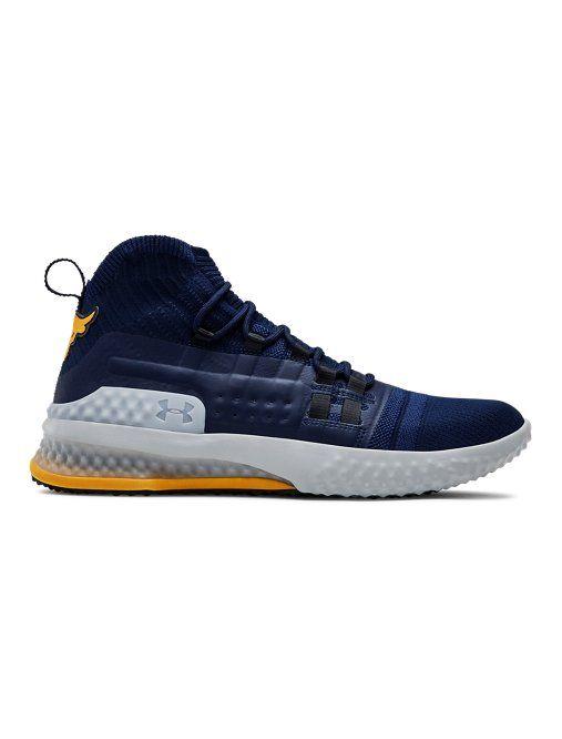 Men's UA Project Rock 1 Training Shoes