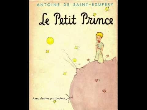Le Petit Prince (livre audio) - Antoine de Saint-Exupéry - lu par Gérard Philipe (1922-1959) via YouTube