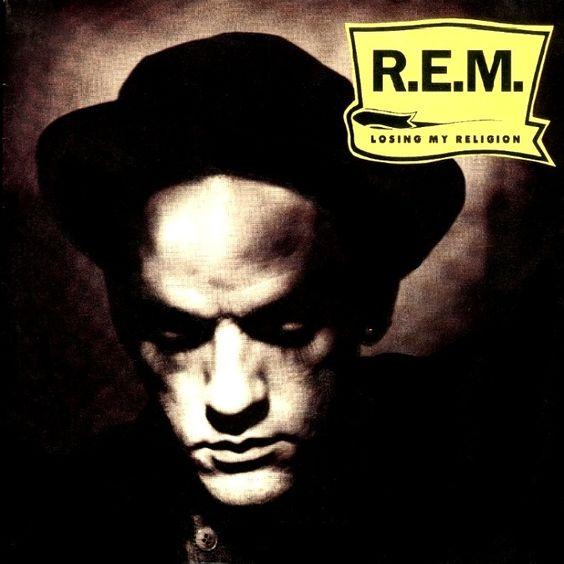 R.E.M. – Losing My Religion (single cover art)