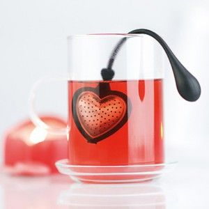 Tea infuser Heart